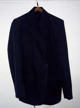 Traje de Vestir Negro