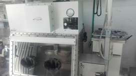 Cabina de biosegurida. Biológica