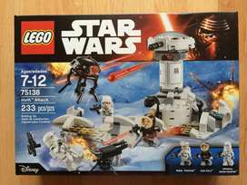 Lego 75138 Hoth Attack