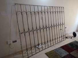 Rejas en hierro forjado 2 metros x 150 de alto
