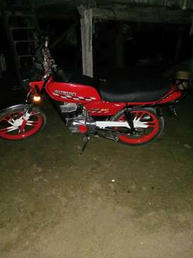Vendo moto en exelente estado