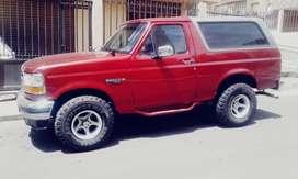 Vendo Ford Bronco 1994