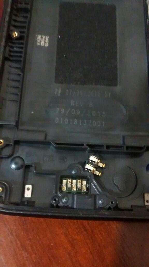Back Cover de Motorola G3 para Repuestos