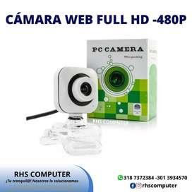 Camara Web Usb  480p