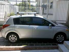 NISSAN TIIDA 2007 HB 1.8cc EMOTION FULL EQUIPO 2007