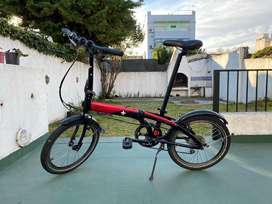 Bicicleta plegable Tern Link D8 *PRECIO NEGOCIABLE*