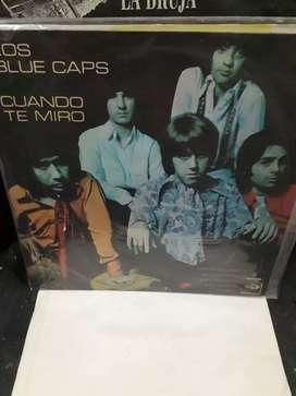 Los Blue caps