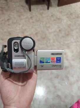 Vendo videocámara Samsung