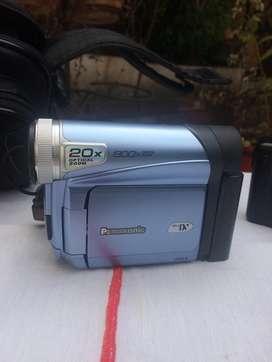 Video Cámara Panasonic Ref. Pv-G S9 20X