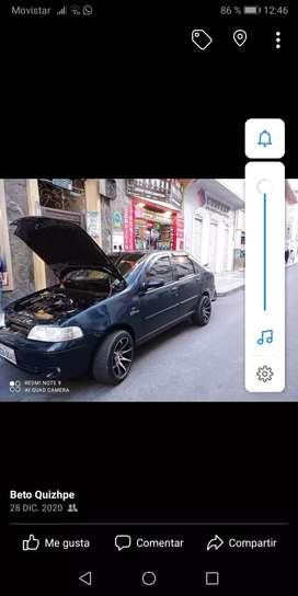 Se vende o cambia Fiat-Siena con Camioneta o Camion