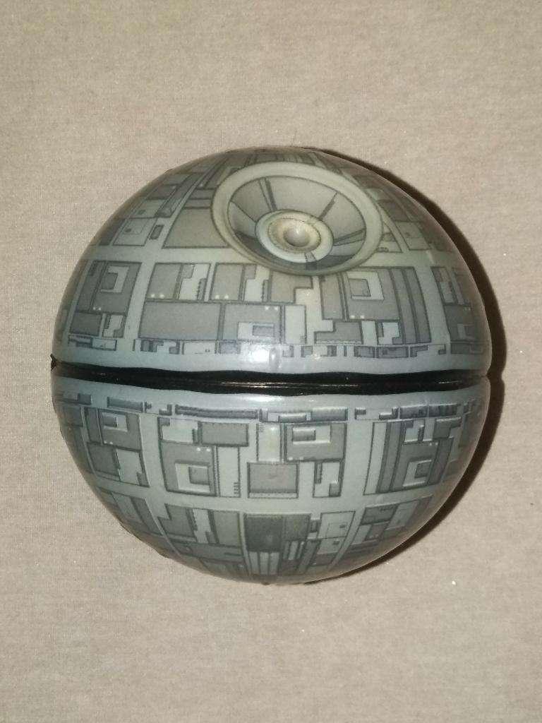Starwars Deathstar Gomaespuma Original