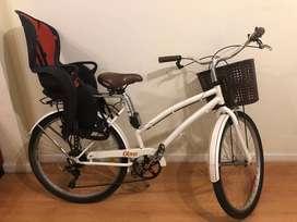 Bicicleta Olmo Amelie Rodado 26 Excelente Estado