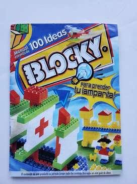 Manual de blocky 100 ideas para prender tu lamparita