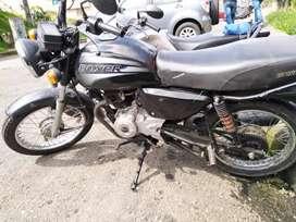 Vendo moto boxer Bm 100 .. modelo 2015..