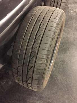 VendoTres Cubiertas Bridgestone Turanza 205/5/-R16-9V-ER300