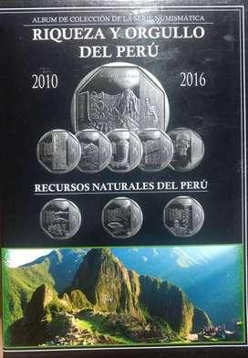 Monedas Peruanas De Colección Riquezas Y Orgullo Del Perú