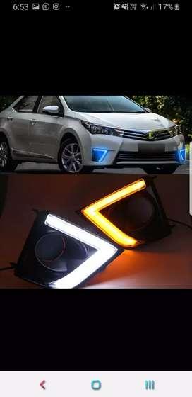 Para Toyota corolla 2014 al 2015