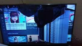 Televisor LG smart ULTRA HD UJ6510
