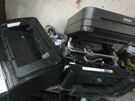 Servicio técnico impresoras y computadores