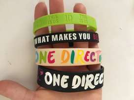 Pulseras de One Direction