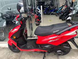 Vendo scooter Crystal 150