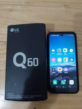 Celular LG Q60