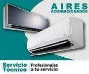 SERVICIO TÉCNICO AIRES ACONDICIONADOS, MANTENIMIENTO, INSTALACIÓN, y INSTALACIONES ELÉCTRICAS Y TV. TEL. 3134738609