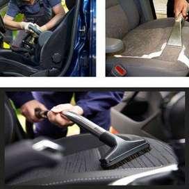 limpieza interna de vehículo a domicilio