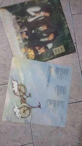Vinilo LP Seru Giram Bicicleta original 1980 usado