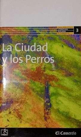 La Ciudad Y Los Perros, MARIO VARGAS LLOSA, Diario EL COMERCIO