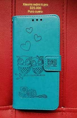 Forro Protector Xiaomi Redmi 6 pro Original