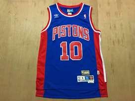 CAMISETAS DETROIT PISTONS NBA ( H. CLASSIC )