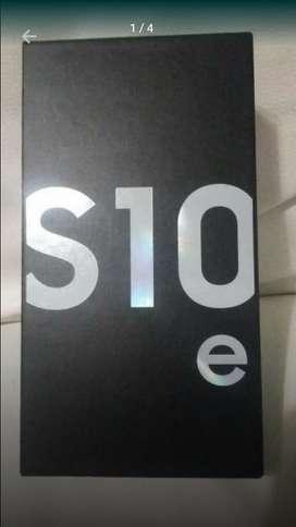 Samsung s10e  128gb azul