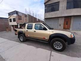 Venta de Camioneta Nissan -Frontier