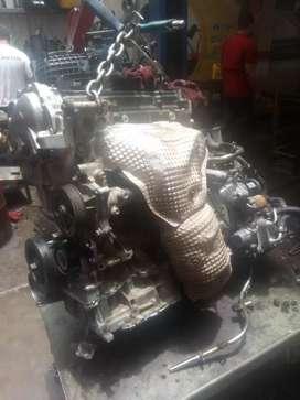 Se hace reparaciones de todo tipo de vehículo liviano y Pesado