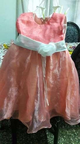 Vendo Vestido de Diseñador