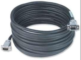 Cable VGA y HDMI hasta 50mt
