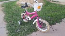 Vendo bicicleta impecable