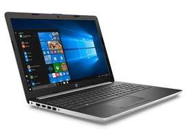 NOTEBOOKS HP PANTALLA TACTIL I5 8250U/128GB SSD/1 TERA / 8GB