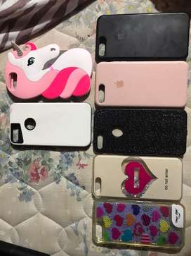 Vendo fundas de iphone 7 plus