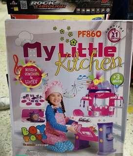Cocina para niñas