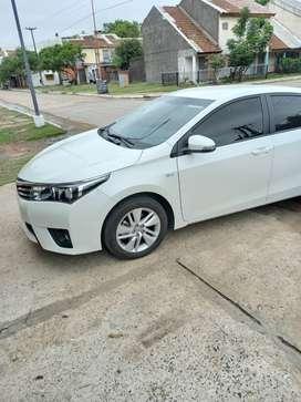 Vendo Toyota Corolla XEI  M/T 6