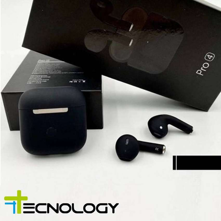 Airpods pro 4 auriculares bluetooth