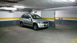 Alquiler cochera techada Miraflores 200 soles
