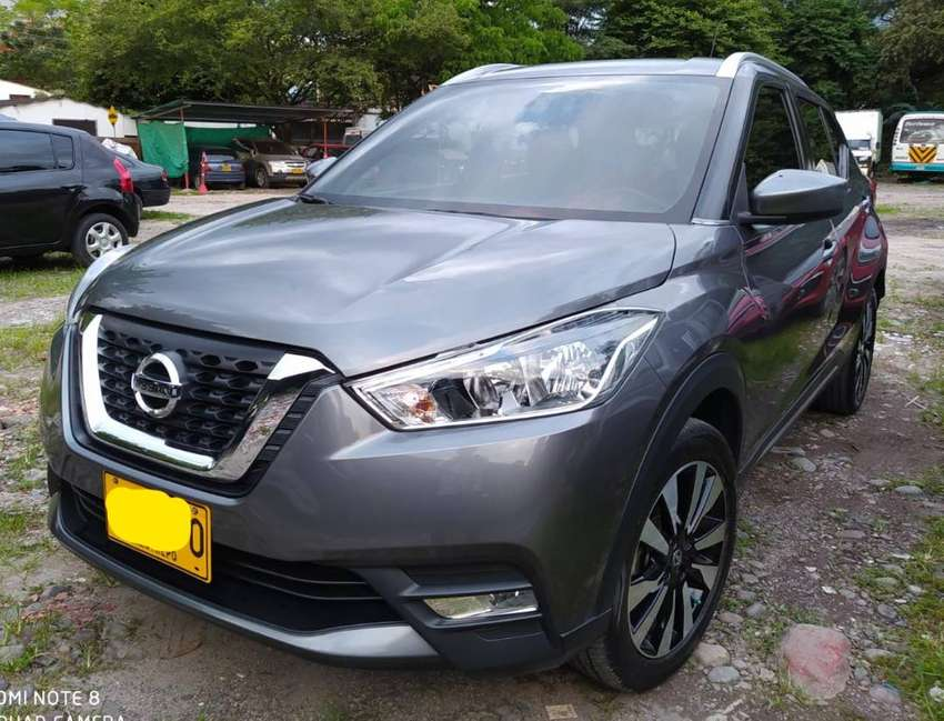 nissan kicks advance 2018 0