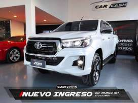 Toyota Hilux 2.8 SRX 4x4 AT 2019 CAR CASH