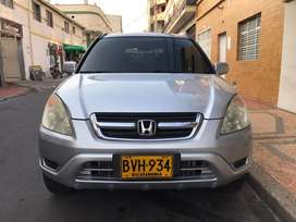 Honda CR-V Ex   Excelente estado, funcionalidad 100%