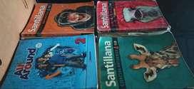 Lote de libros de Primaria.