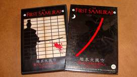Serie El Primer Samurai Temporada completa en 3 DVDs
