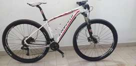 Bicicleta MTB Specialized Rochopper Comp Rod 29 Talla M